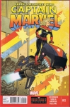 Captain Marvel v.8 #12