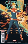 Captain Marvel v.10 #1
