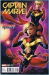 Captain Marvel v.9 #3 (Variant)