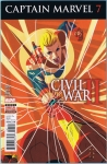 Captain Marvel v.9 #7