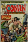 Conan the Barbarian #52 (UK Edition)