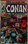 Conan the Barbarian #81 (UK Edition)