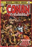 Conan the Barbarian #24 (Duplicate Copy)