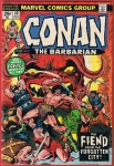 Conan the Barbarian #40