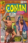 Conan the Barbarian #93