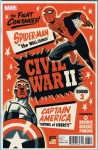 Civil War II #3 (Variant)