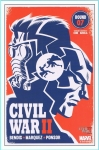 Civil War II #7 Post Card