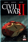 Civil War II #8