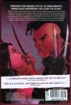 Daken: Dark Wolverine vs X-23-Collision Hard Cover (Back Cover)