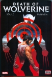 Death of Wolverine Hard Cover