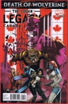 Death of Wolverine: The Logan Legacy #1 (Variant)