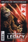 Death of Wolverine: The Logan Legacy #3 (Variant)