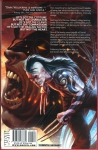 Dark Wolverine Vol.1: The Prince Trade Paperback (Back Cover)