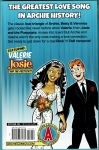 Archie: A Rock n' Roll Romance Trade Paperback (Back Cover)