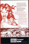 Amelia Cole and the Enemy Unleashed Vol.3 Trade Paperback (Back Cover)