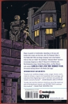 Amelia Cole and the Hidden War Vol.2 Trade Paperback (Back Cover)