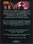 Afterlife With Archie Magazine #3 (Back Cover)