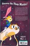 Adventure Time with Fiona & Cake: Card Wars Original Graphic Novel (Back Cover)