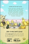 Adventure Time: Sugary Shorts Vol.2 Trade Paperback (Back Cover)