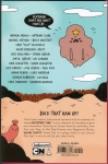 Adventure Time: Sugary Shorts Vol.1 Trade Paperback (Back Cover)