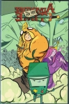 Adventure Time: The Flip Side Trade Paperback