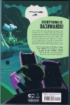 Adventure Time: The Flip Side Trade Paperback (Back Cover)