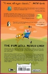 Adventure Time Vol.1 Trade Paperback (Back Cover)