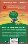 Adventure Time Vol.2 Trade Paperback (Back Cover)