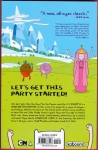 Adventure Time Vol.4 Trade Paperback (Back Cover)