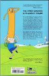 Adventure Time Vol.6 Trade Paperback (Back Cover)