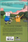 Adventure Time Vol.7 Trade Paperback (Back Cover)
