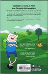 Adventure Time Vol.9 Trade Paperback (Back Cover)