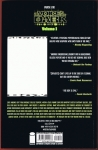 A Voice in the Dark Vol.1 Trade Paperback (Back Cover)