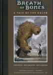 Breath of Bones: The Tale of the Golem Hard Cover