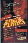Bitch Planet Vol.1 Trade Paperback (Back Cover)
