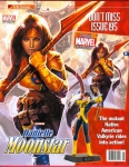The Classic Marvel Figurine Collection: Moonstone #194 (Back Cover)