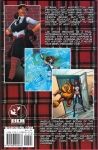 Critter Vol.3 Trade Paperback (Back Cover)