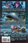 Critter Vol.4 Trade Paperback (Back Cover)