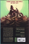 Curb Stomp Trade Paperback (Back Cover)
