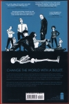 Deadly Class Vol.1 Trade Paperback (Back Cover)