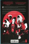 Deadly Class Vol.5 Trade Paperback (Back Cover)