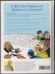 The Complete Carl Barks Library Vol.15 Hard Cover (Back Cover)