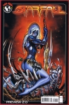 The Darkness/Darkchylde #1 (Back Cover)