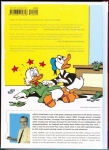 The Complete Carl Bark Library Vol.12 Hard Cover (Back Cover)