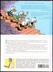 The Complete Carl Barks Library Vol.6 Hard Cover (Back Cover)