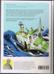 The Complete Carl Barks Library Vol.9 Hard Cover (Back Cover)