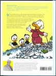 The Complete Carl Barks Library Vol.14 Hard Cover (Back Cover)